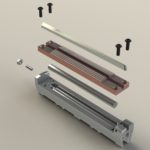 Easy Seal assembly with Dura_Therm insert.