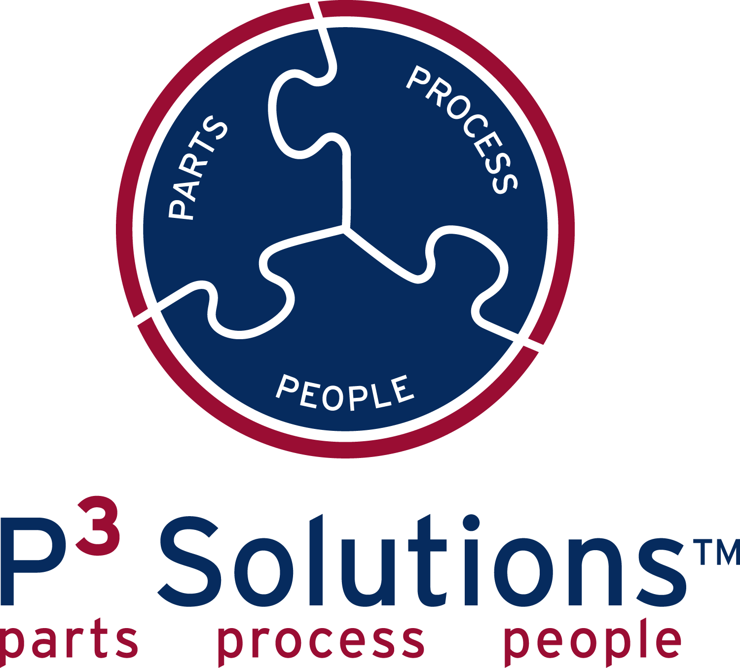 P3 Solutions: Parts, Process, People