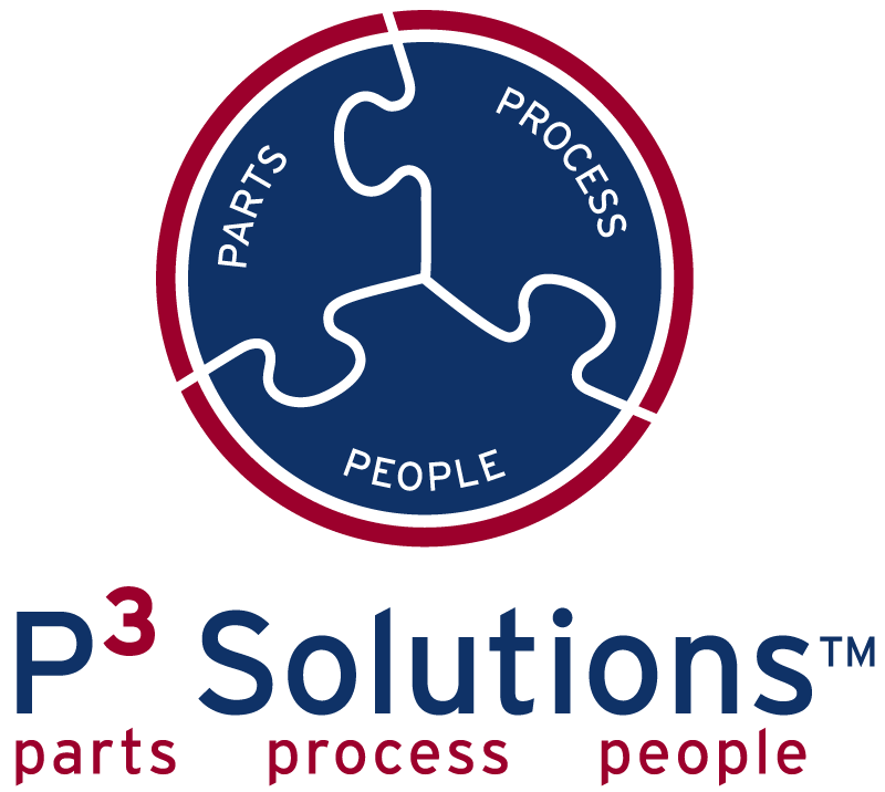 P3 Solutions - Parts, Process, People